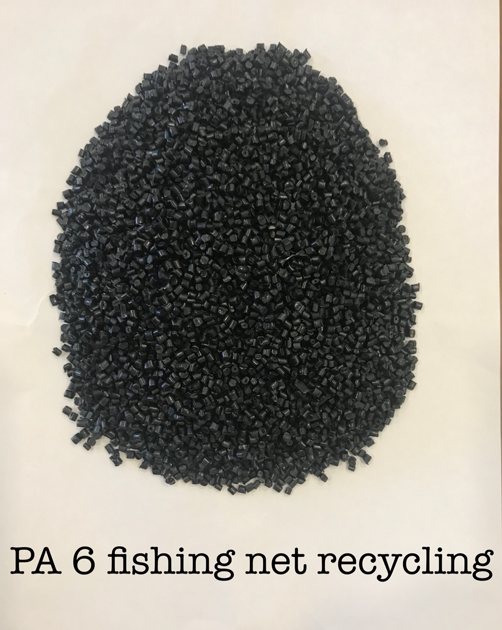 PA6 FISHING NET RECYCLING